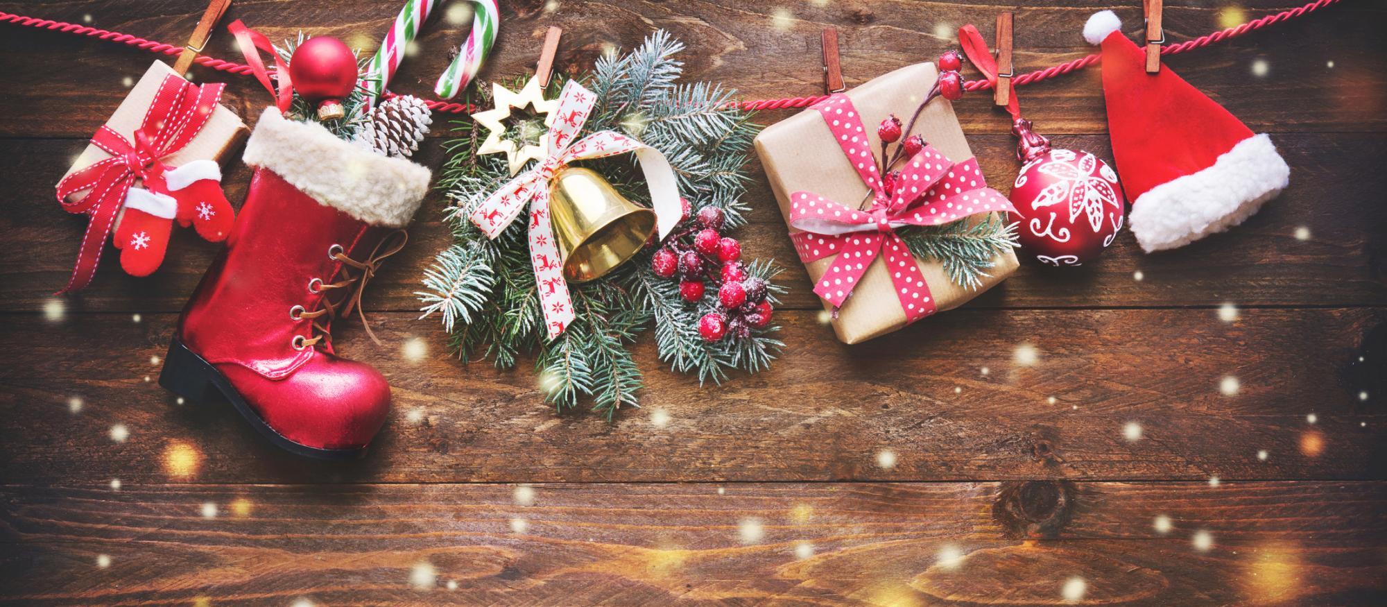 """""""Joulupukki"""" aka """"Santa Claus""""-Internationale Weihnachtsbräuche"""