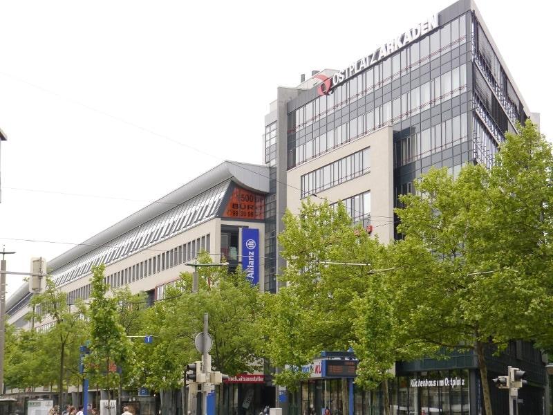 Unternehmen Allianz Leipzig