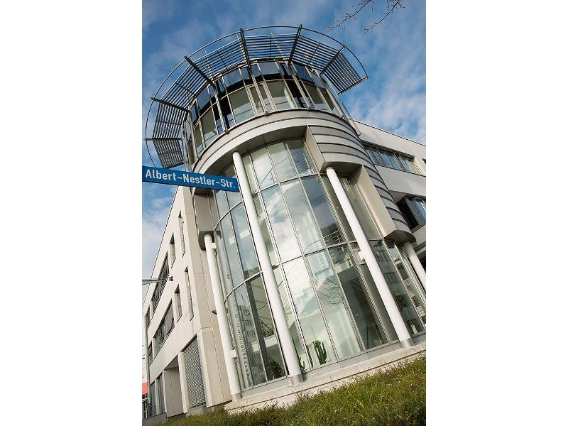 Unser Team der Allianz Geschäftsstelle Karlsruhe ist hier Zuhause