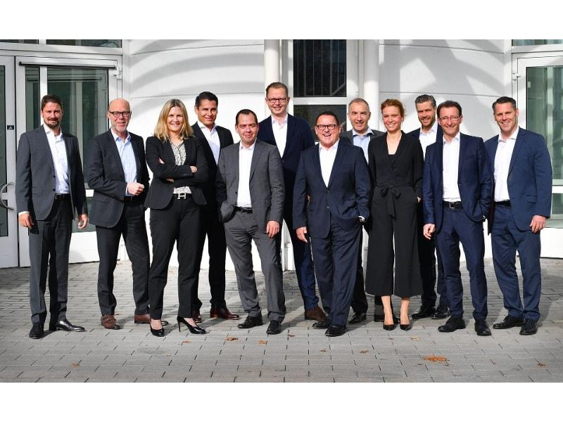 Team der Geschäftsstelle München