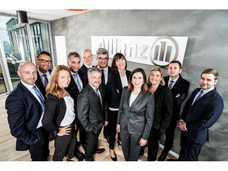 Führungskräfte der Geschäftsstelle Weilheim