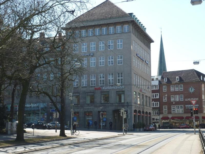 Karriere Vertrieb Geschäftsstelle Bremen