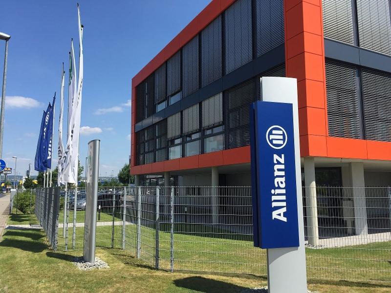 Allianz Geschäftsstelle Koblenz
