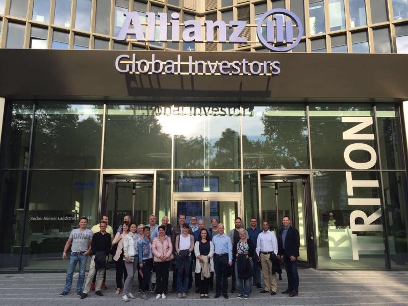 Veranstaltung bei Allianz Global Investors