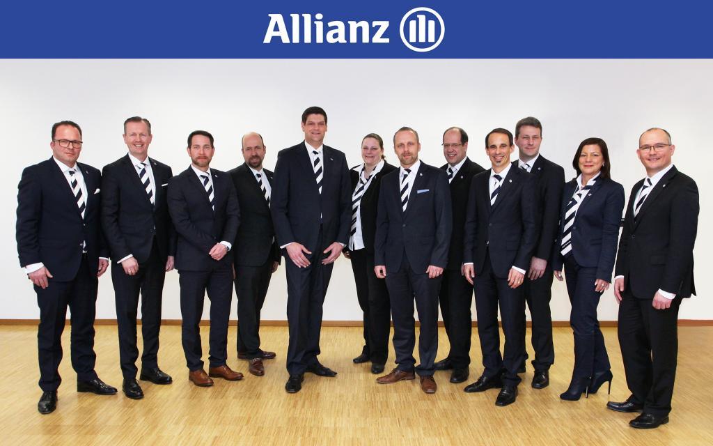 Führungskreis der Geschäftstelle Koblenz