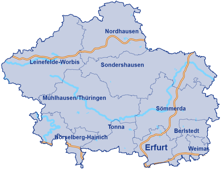 Region Nordthüringen