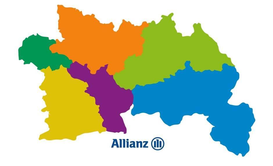 Geschäftstellengebiet Rosenheim Allianz