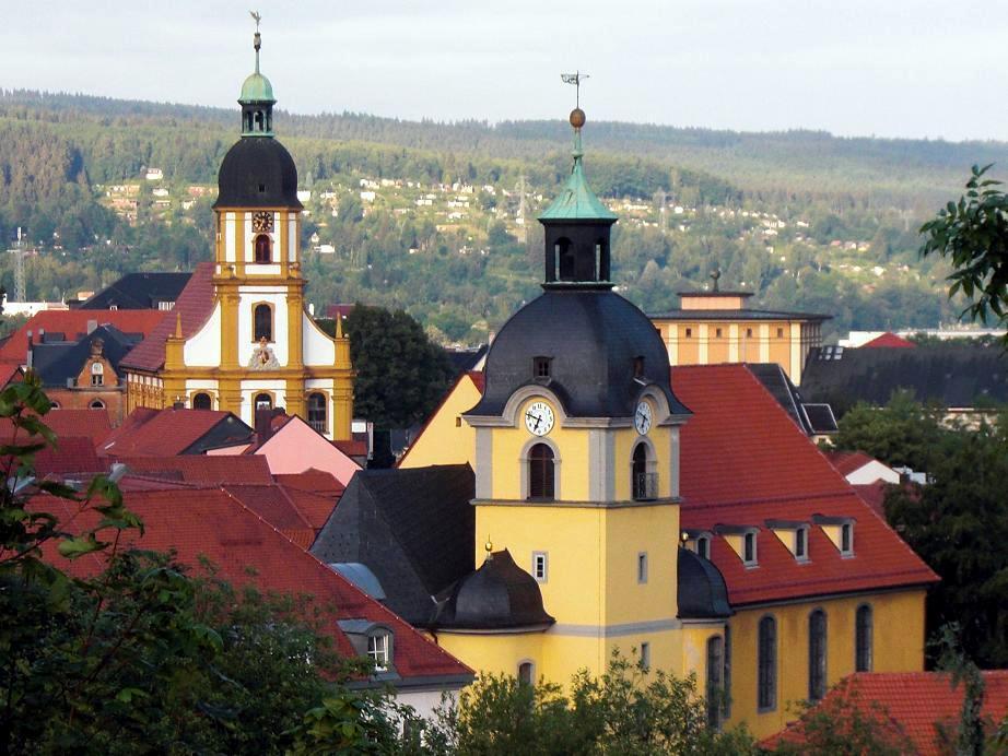 Stadt Suhl/ Thüringen