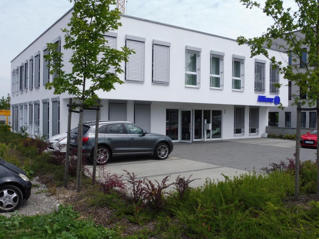 Allianz Geschäftsstelle Augsburg
