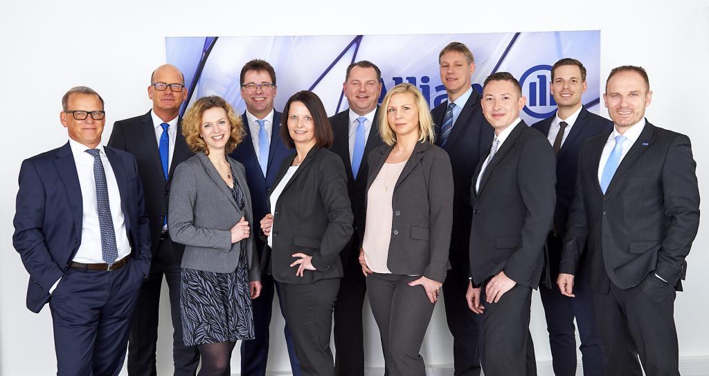 Team der Geschäftsstelle Oldenburg
