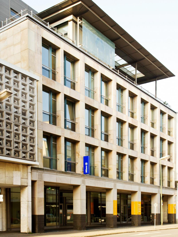 Allianz Gebäude Möserstraße