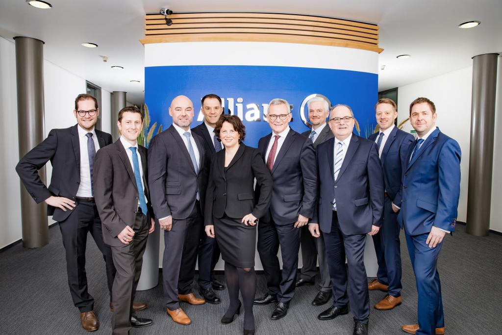 Führungskreis Allianz Osnabrück Vertrieb