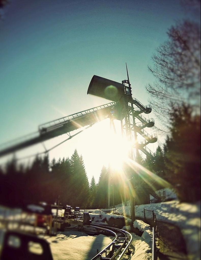 Klingenthal Ski-Schanze