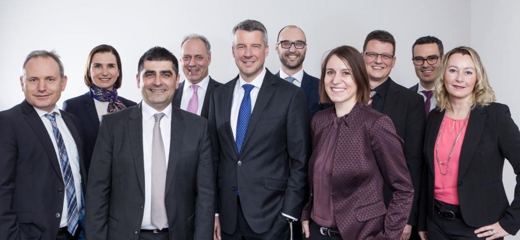 Wir sind das Personalrecruitingteam der Vertriebsdirektion Stuttgart