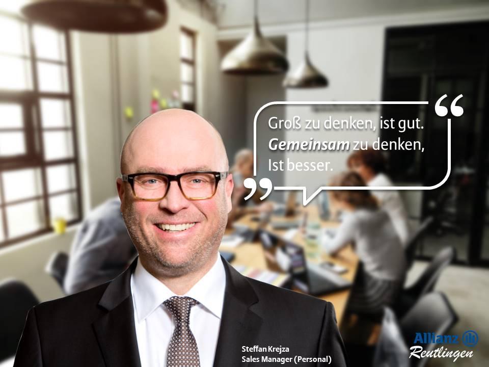 Stefan Krejza, Sales Manager (Personal)
