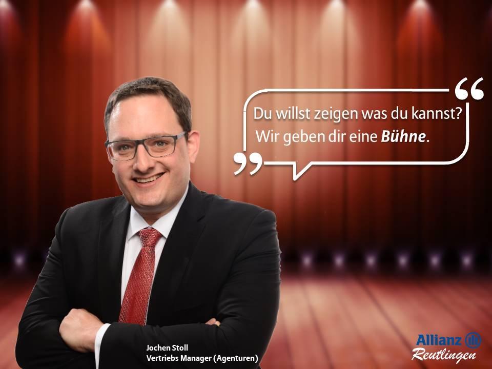 Jochen Stoll, Sales Manager (Agenturen)