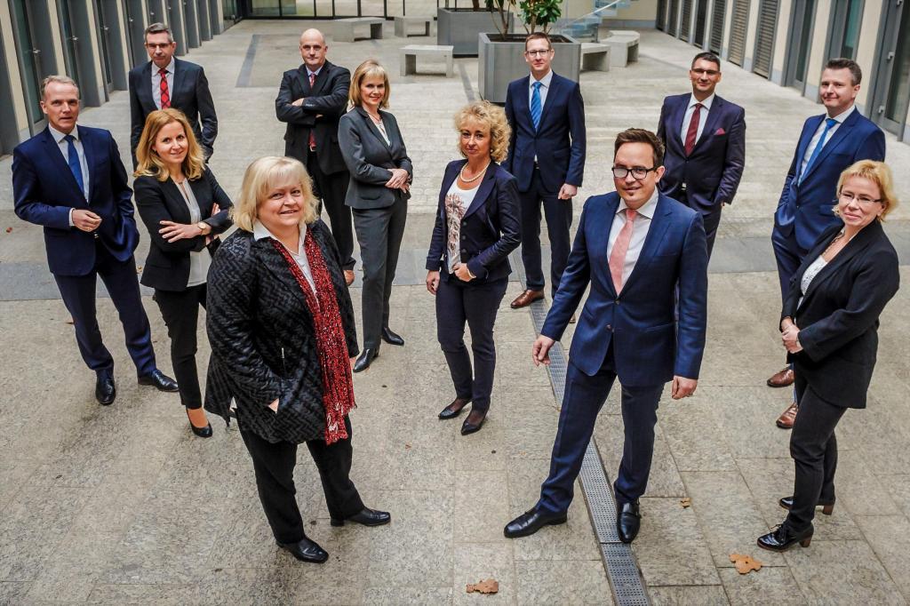 Allianz, Geschäftsstelle Leipzig, Führungskräfte