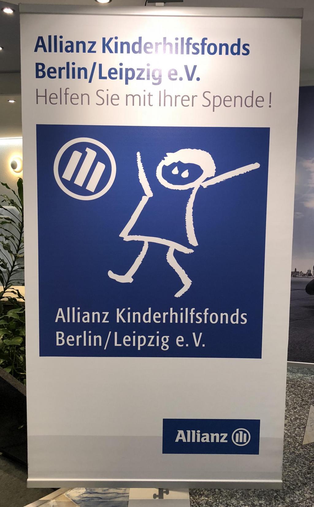 Liegt uns sehr am Herzen - Der Allianz Kinderhilfsfonds