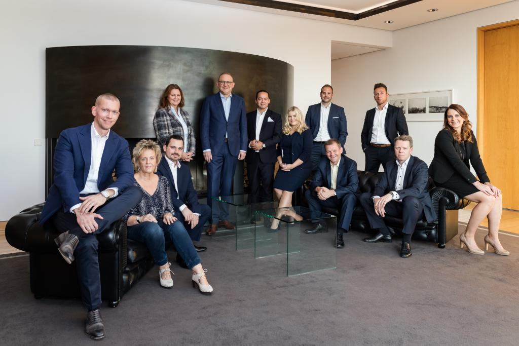 Team der Geschäftsstelle Berlin