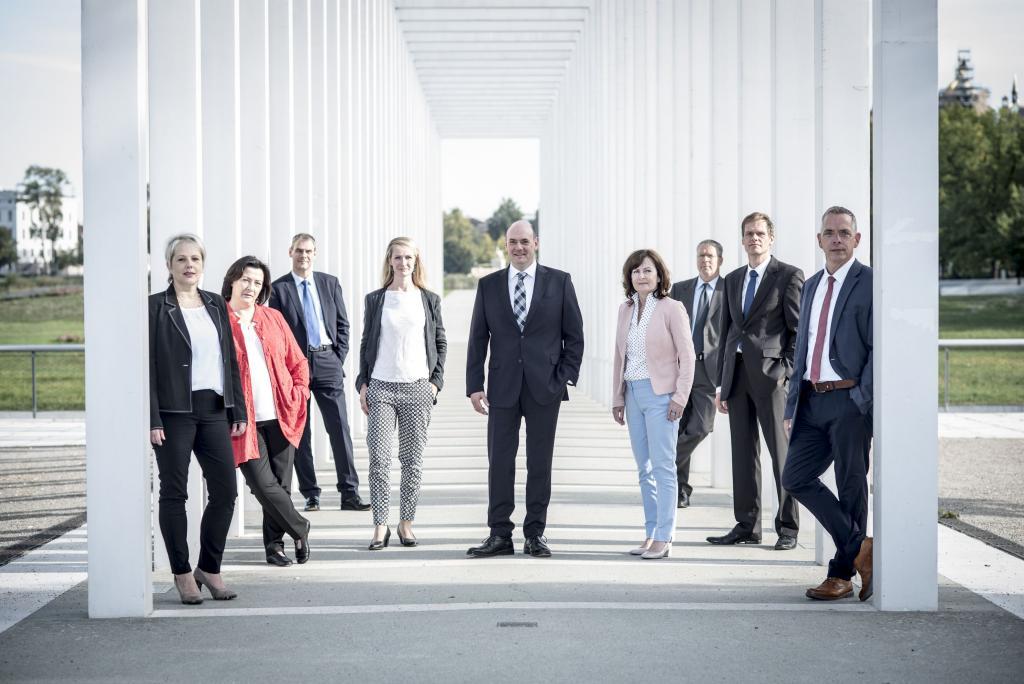 Allianz Versicherung Schwerin Team