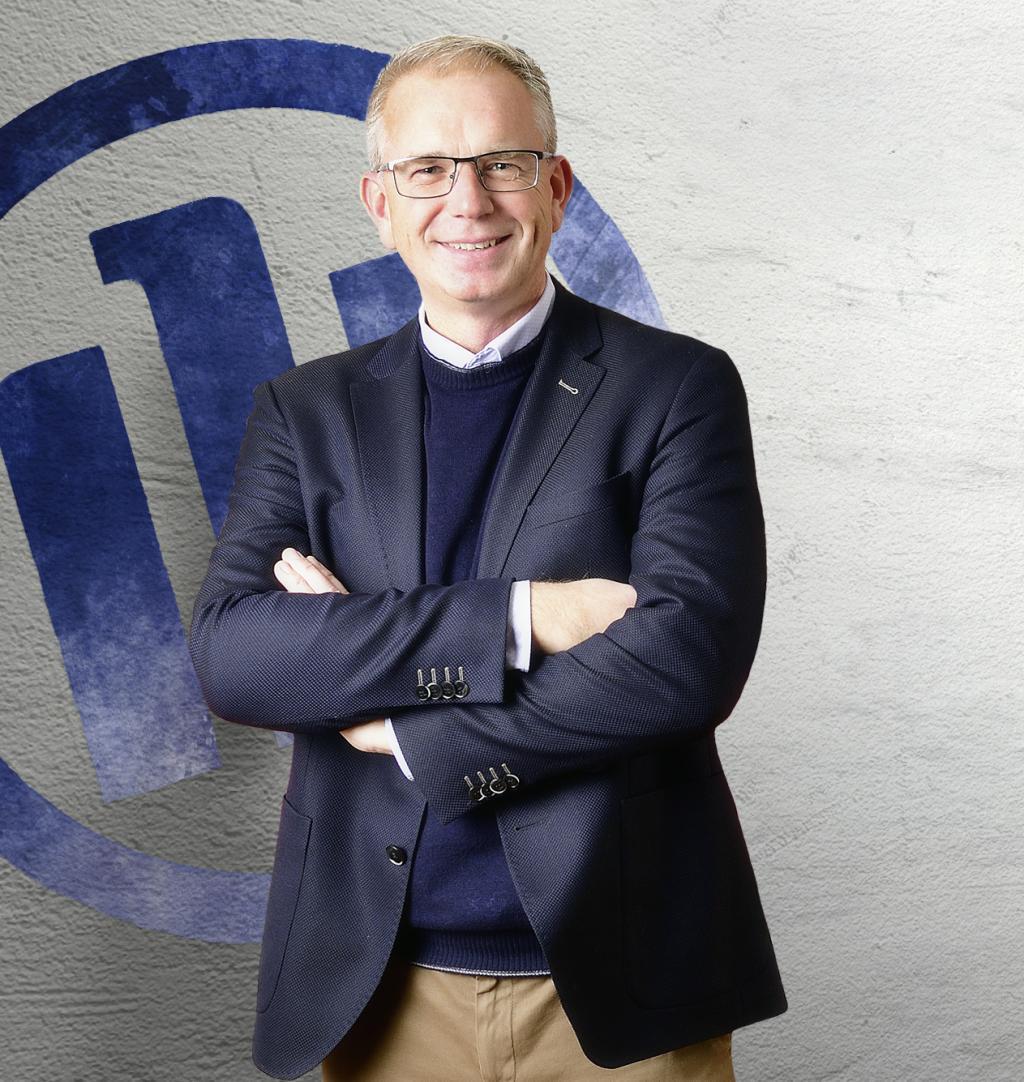 Andreas Hennig - Büroleiter