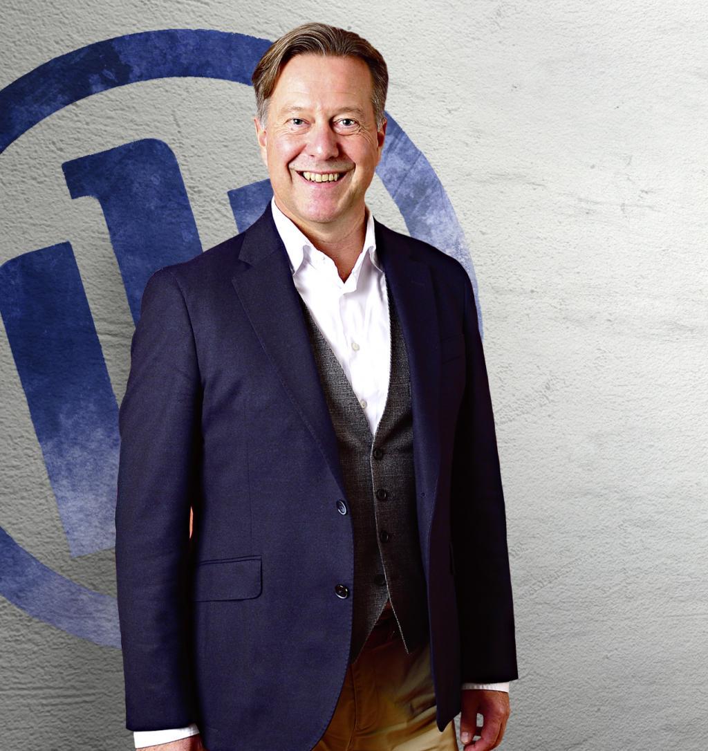 Erich Rochlitz - Vertriebsdirektor