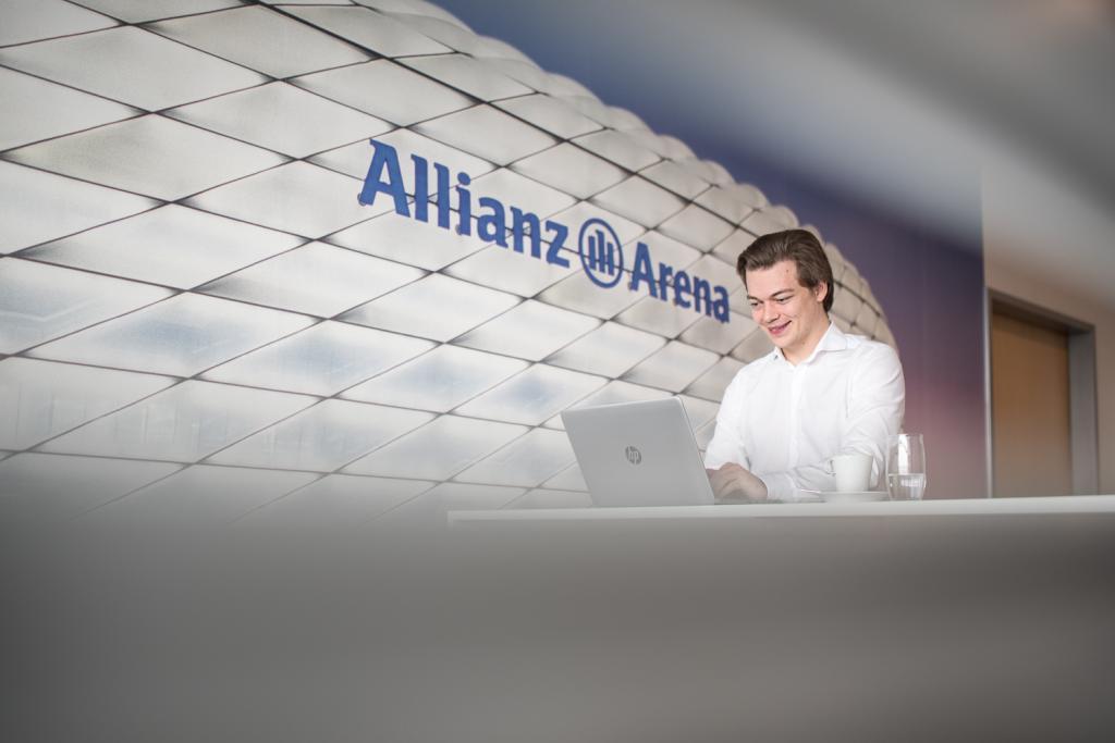 Allianz Regensburg Arbeit