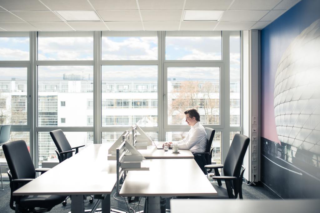 Gute Aussichten: Arbeiten bei der Allianz Regensburg