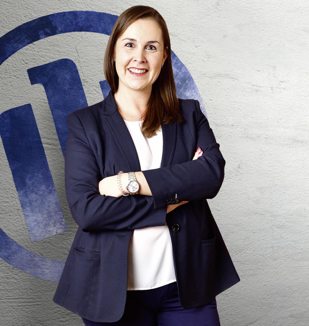 Sandra Lorenzo Gomez - Leiterin Personalrecruiting