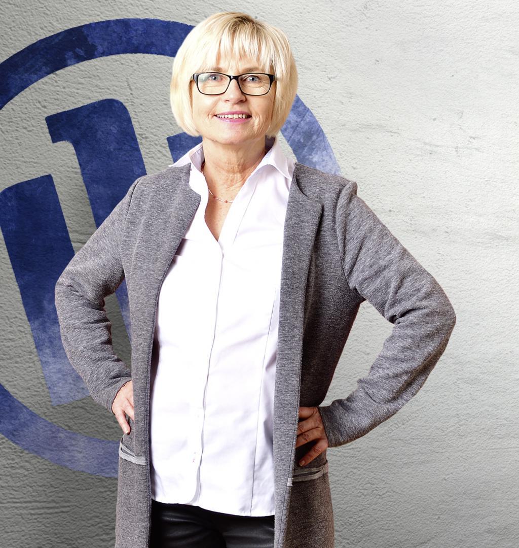 Arabella Nützel - Sekretärin des Vertriebsdirektors