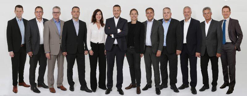 Team der Geschäftsstelle Landshut