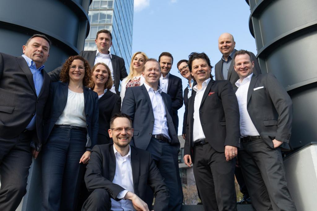 Das Team der Allianz Geschäftsstelle Köln/Bonn