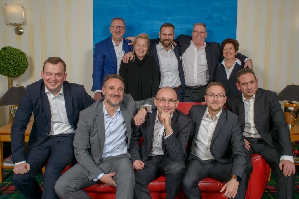 Unser Team der Geschäfststelle Berlin-Brandenburg