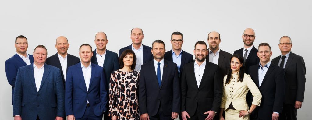 Führungskreis der GS Karlsruhe