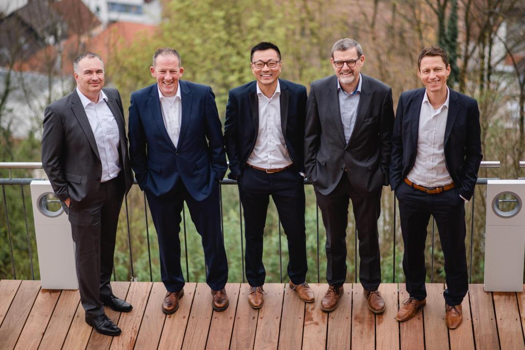 Team Sachspezialisten Privat- und Firmengeschäft