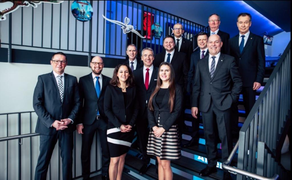 Unser Team der Allianz Geschäftsstelle Giessen