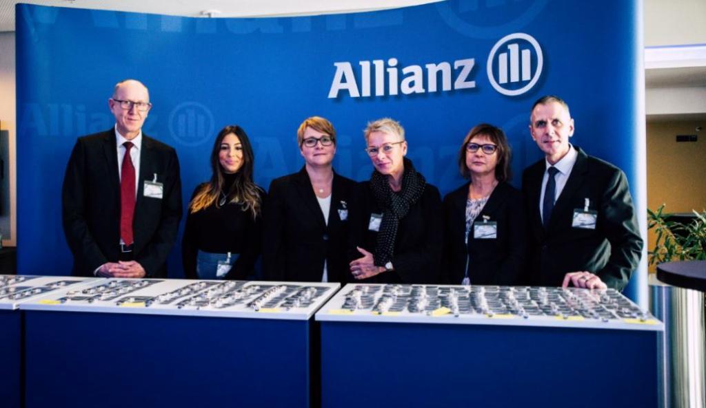 Unser Innendienst der Allianz Geschäftsstelle Gießen