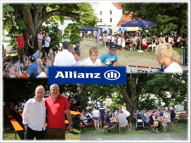 Eindrücke von unserem Sommerfest