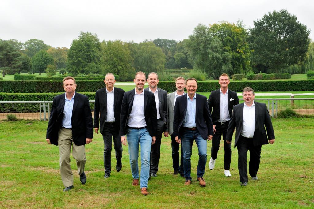 Trainerteam Geschäftsstelle Niederrhein