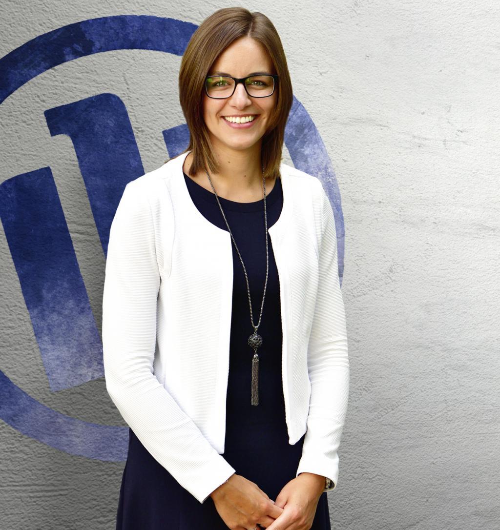 Michaela Hammer - Assistentin des Vertriebsdirektors