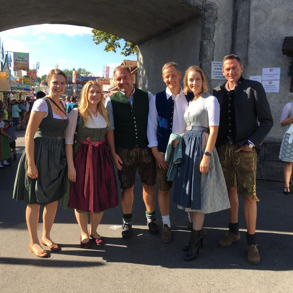 Besuch des Rosenheimer Herbstfestes 2019 - eine feste Tradition