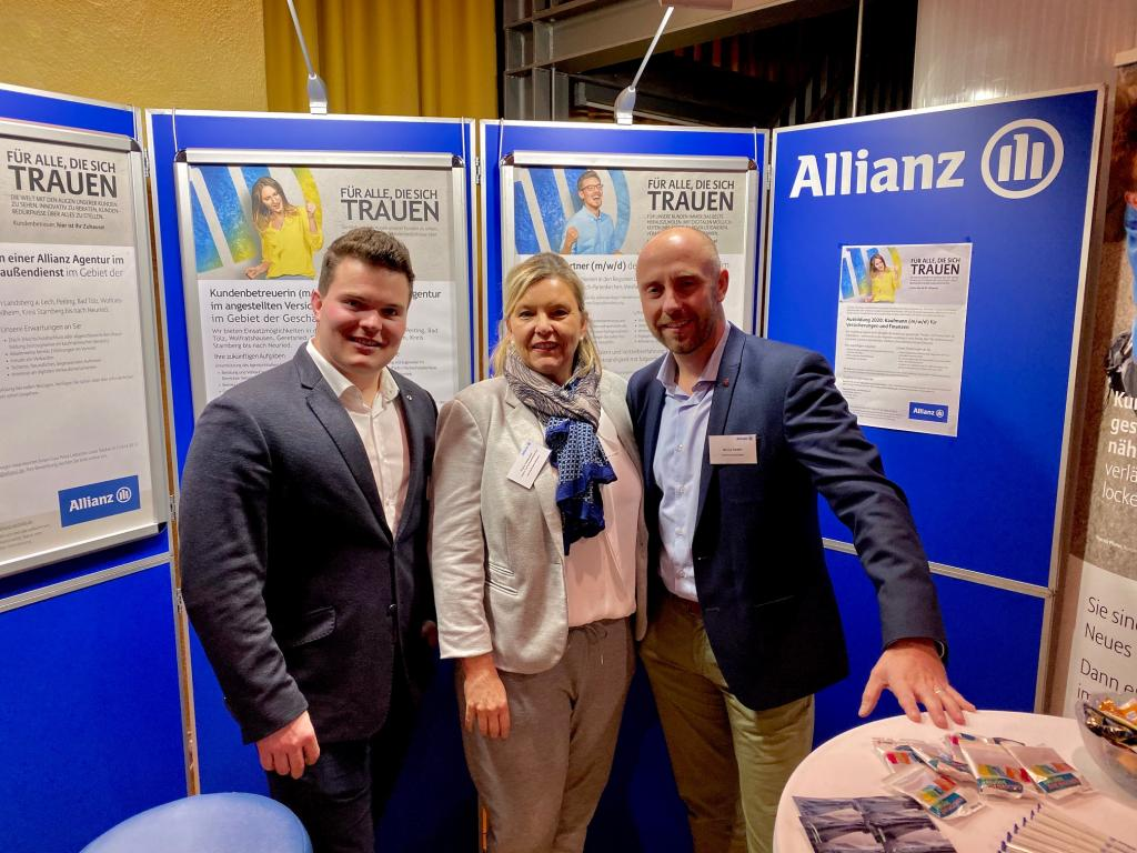 Jobmesse in Peißenberg und Weilheim