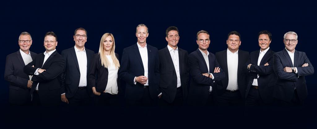 Führungsteam Allianz Bayreuth