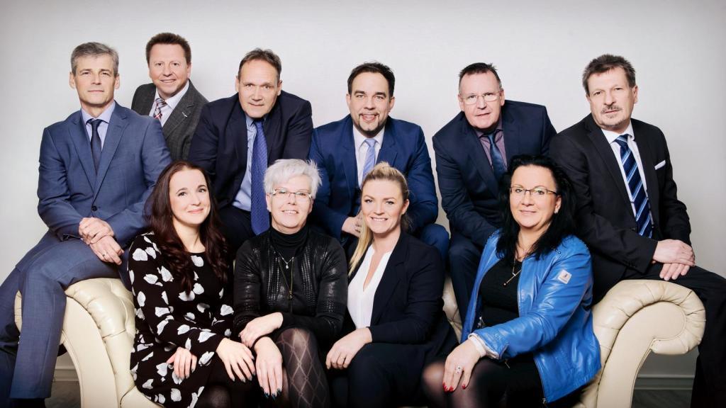 Führungsteam der GS Dessau 2020