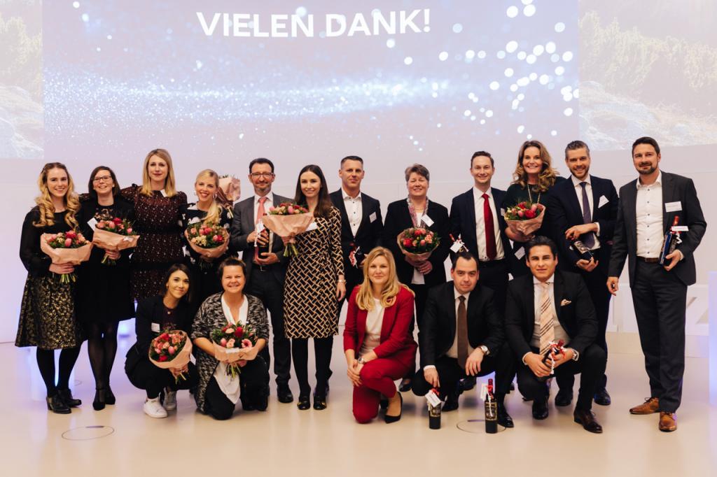 Das Team der Geschäftsstelle München