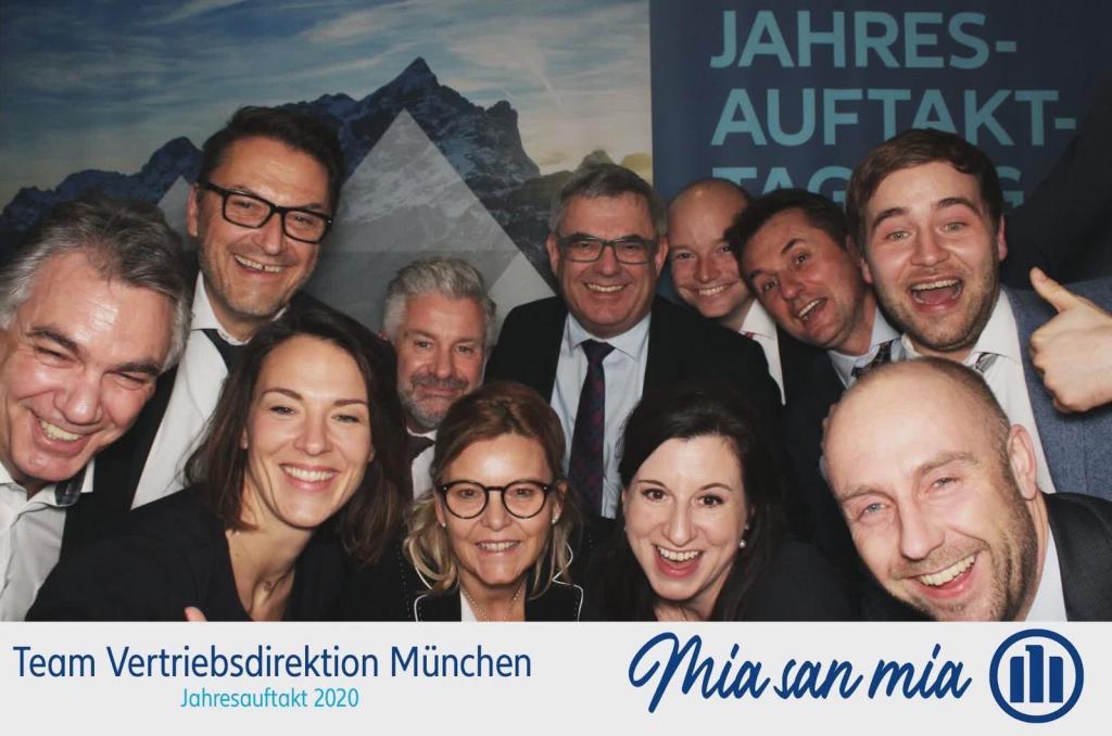Auftakttagung Führungskräfte 2020 in der VD München