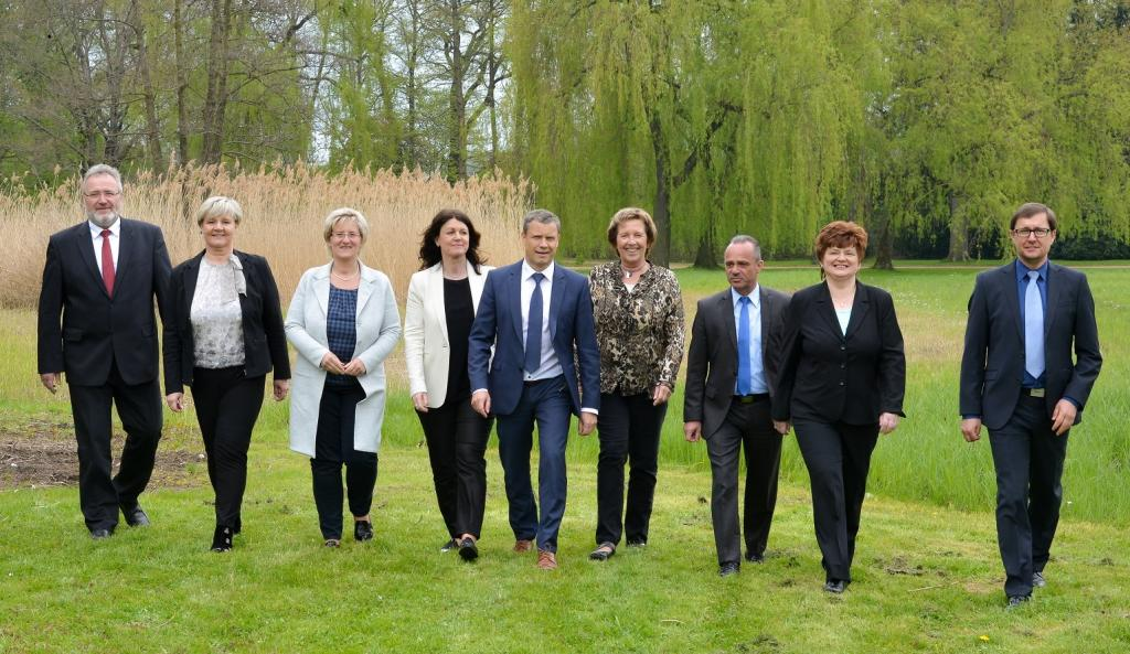 Führungskreis der Gs Zwickau