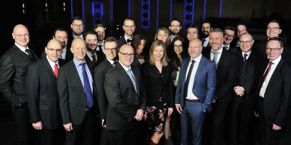 Führungskräfte und Spezialisten der GS Düsseldorf