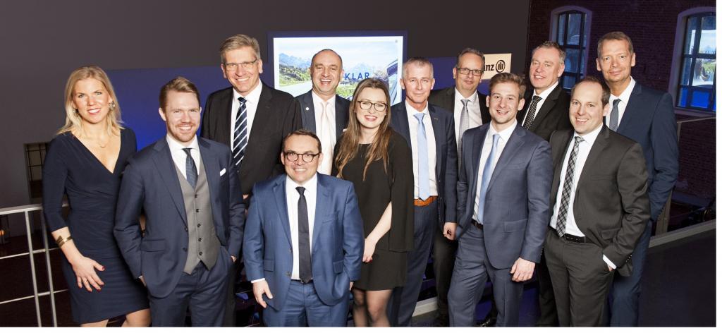 Führungskreis der Allianz Hannover