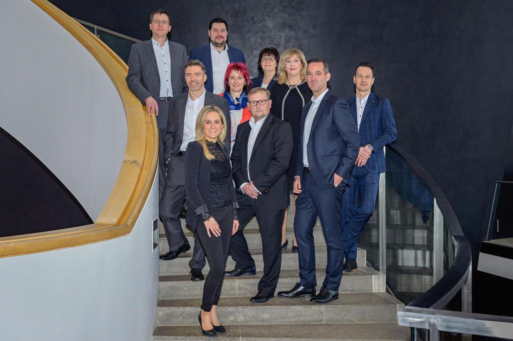 Führungsteam Allianz Erfurt